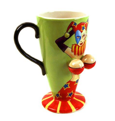 BOOBS babe 3D mug