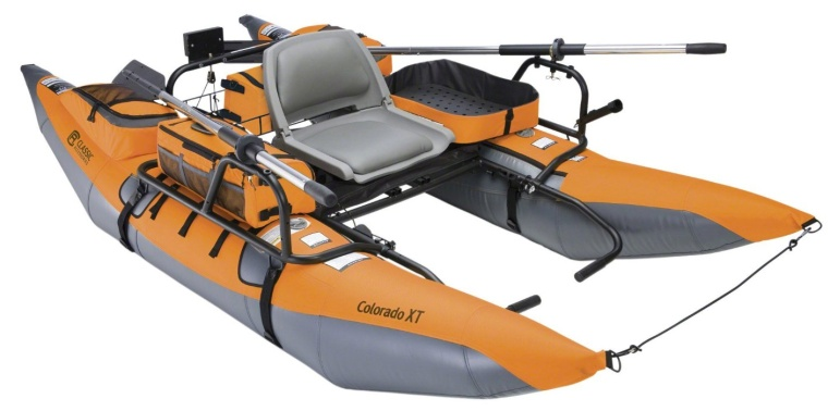Colorado XT Inflatable Pontoon Boat
