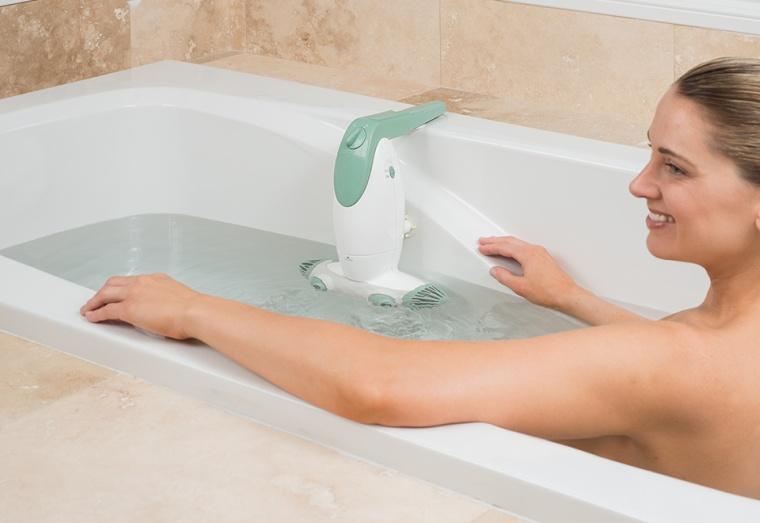 Dual Jet Bath Spa
