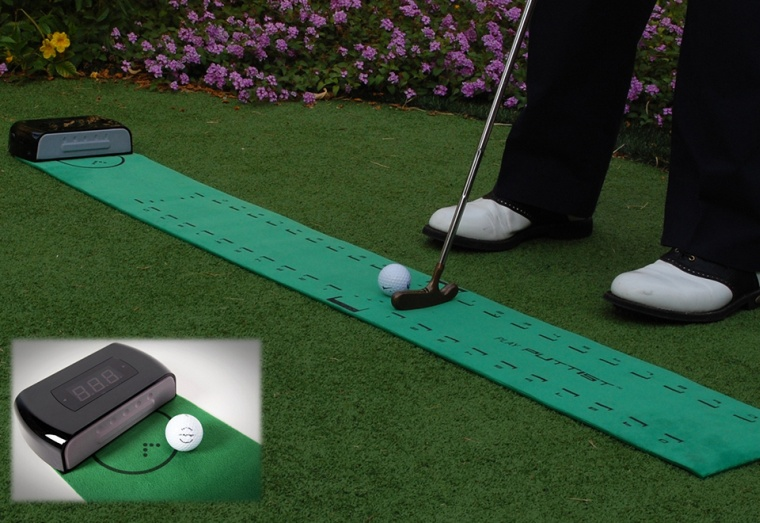 Golf Putting Aid
