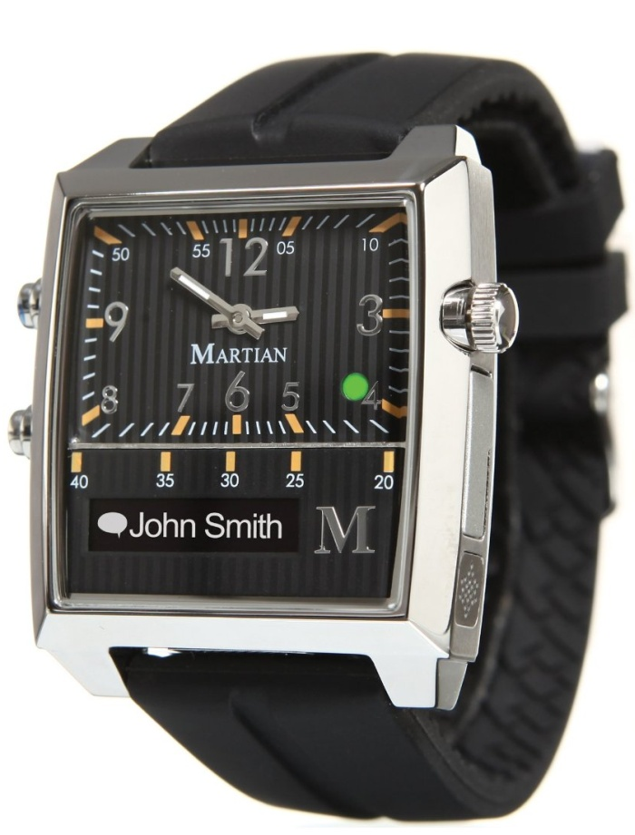 Martian Watches Passport SmartWatch