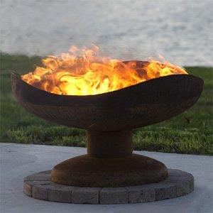 Sand Dune 36 Hand Crafted Steel Fire Pit