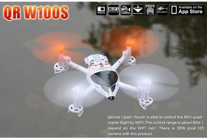Wifi RC Quadcopter For IOSAndroid System