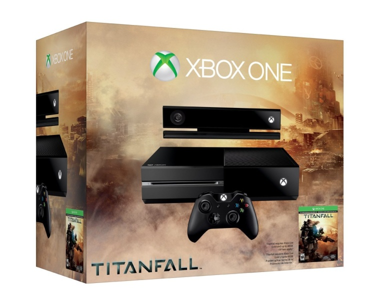 Xbox One ConsoleTitanfall Bundle