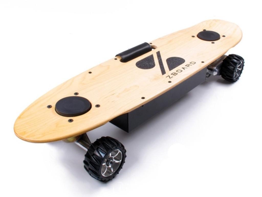 Zboard Classic Electric Skateboard Gadgets Matrix