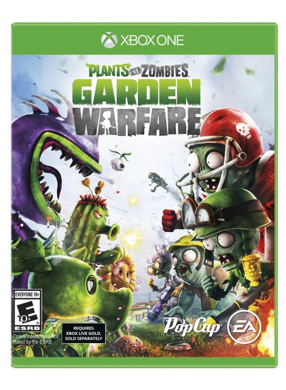 2.Plants vs Zombies Garden Warfare