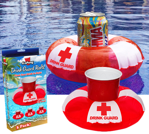 DRINK GUARD RAFT