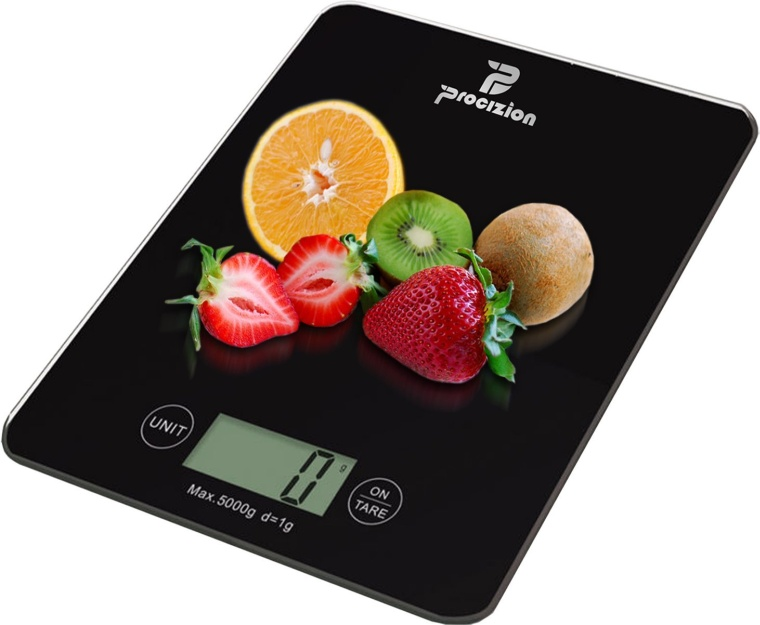 Nutritional Scale with LCD Backlight