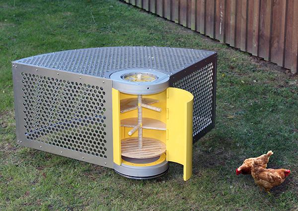 Easy Urban Hen House