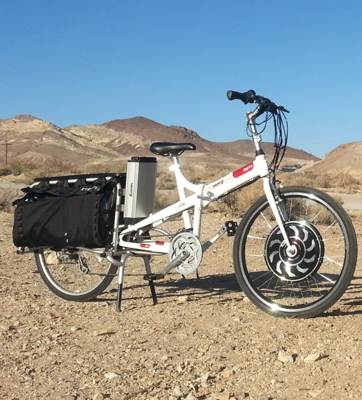 Electro Joe Electric Cargo Bicycle