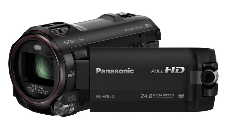 Panasonic W850K Digital Camcorder