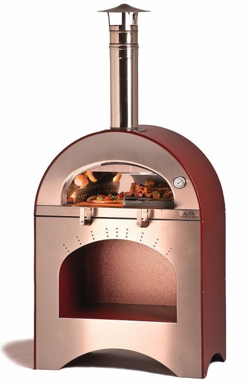 Pizza Ovens Pizza Brace  Wood Fired Pizza Oven