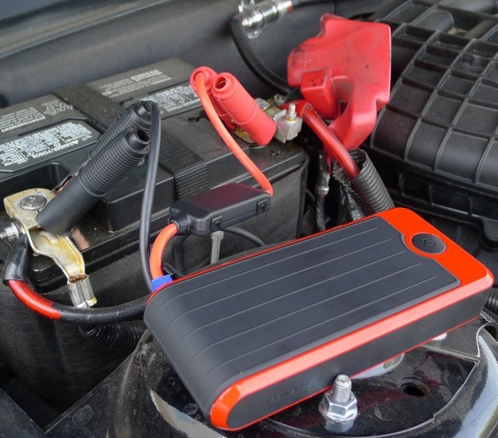 Portable Power Bank and Car Jump Starter