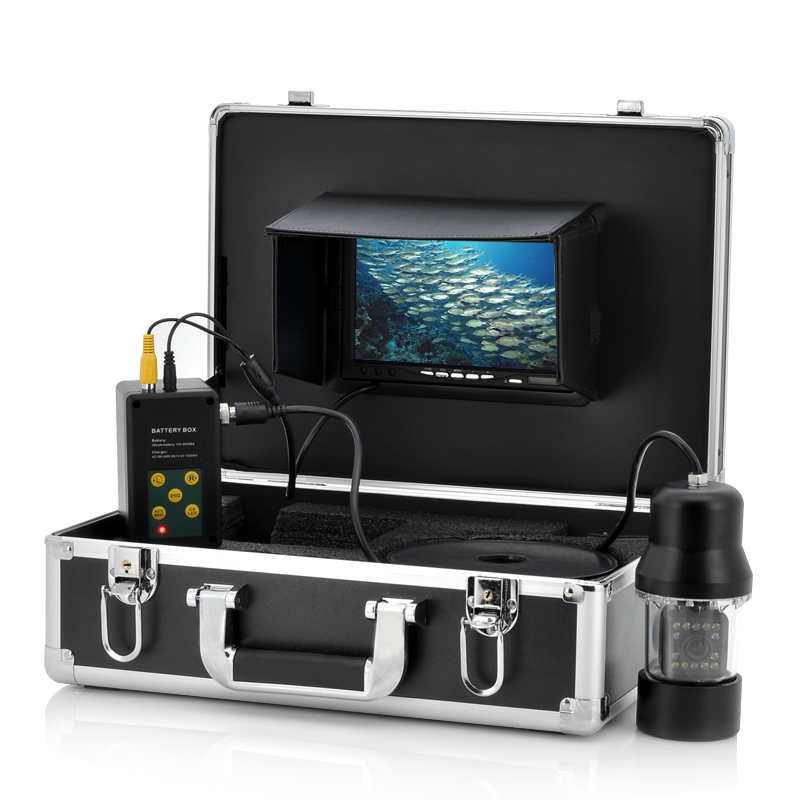SONY CCD Underwater Fishing Camera
