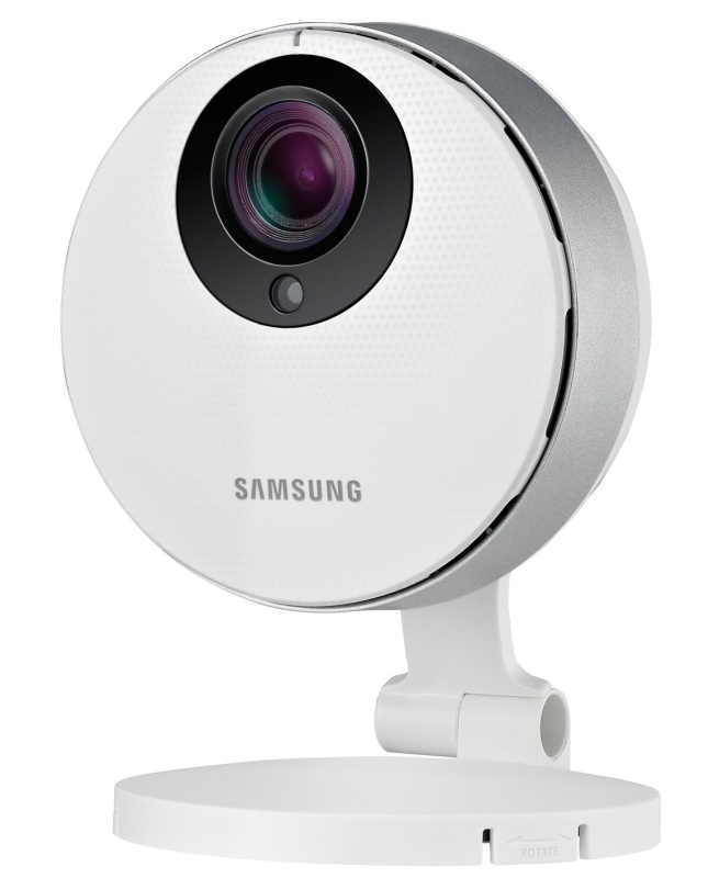 Samsung SmartCam HD Pro 1080p Full-HD Wi-Fi Camera