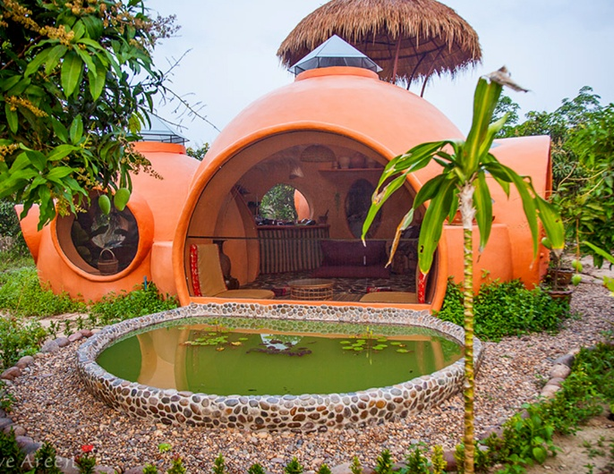 A dome home for 9,000 dollars