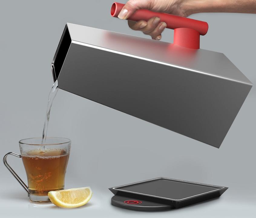 A Cooler Alternative Kettle