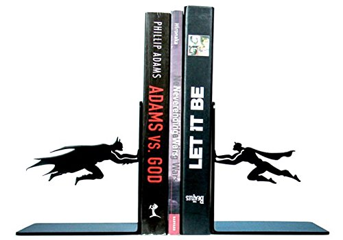 Batman VS Superman DC Bookends