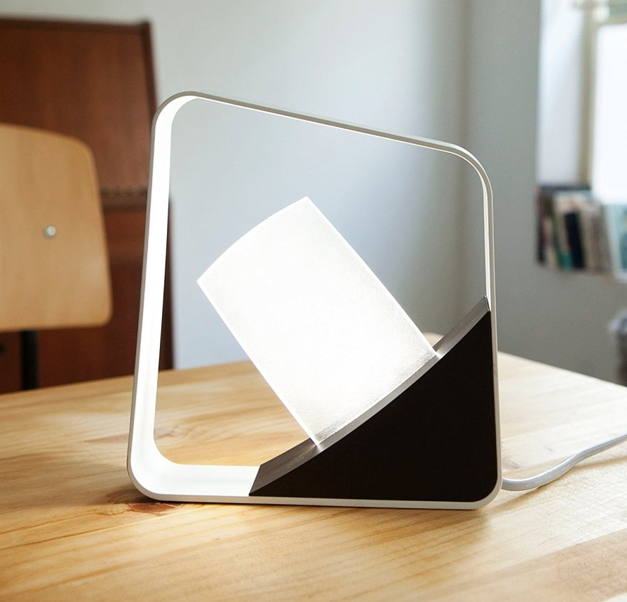 Cuboo Modern Dimmable LED Table Lamp
