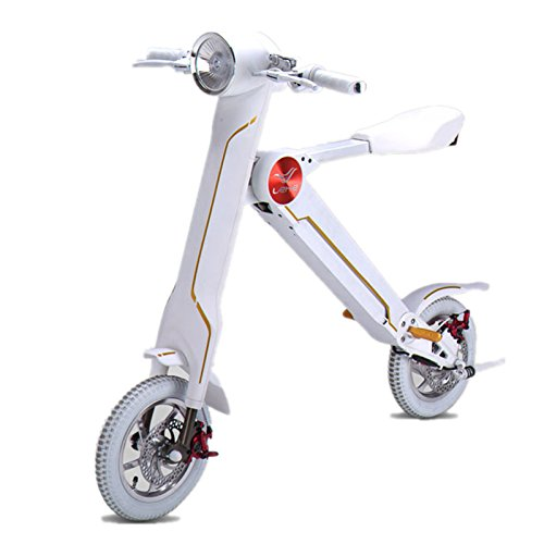 Electric Scooter Foldable 20KMH Max Speed 8.8AH 35-45KM Running Range