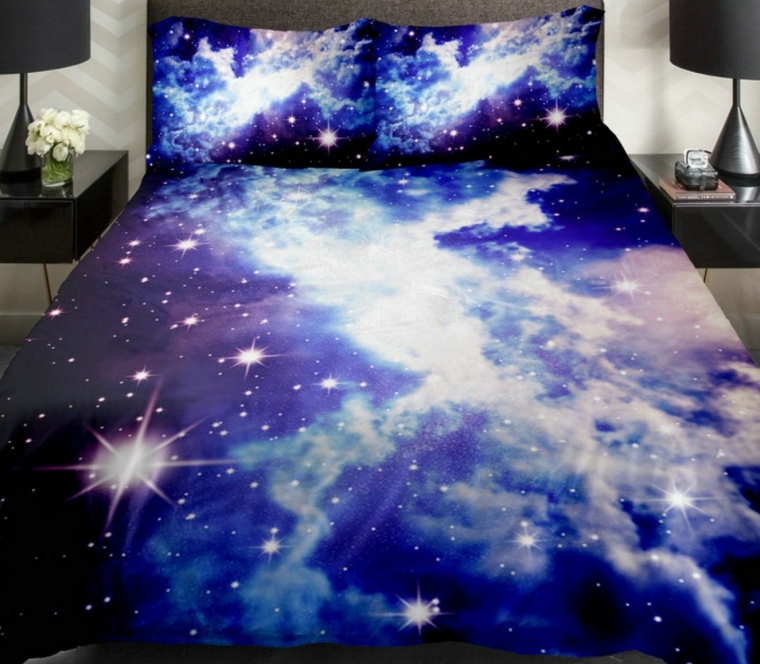 Galaxy Duvet Cover Galaxy Teen Bedding