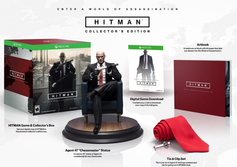 Hitman Collector's Edition – Xbox One