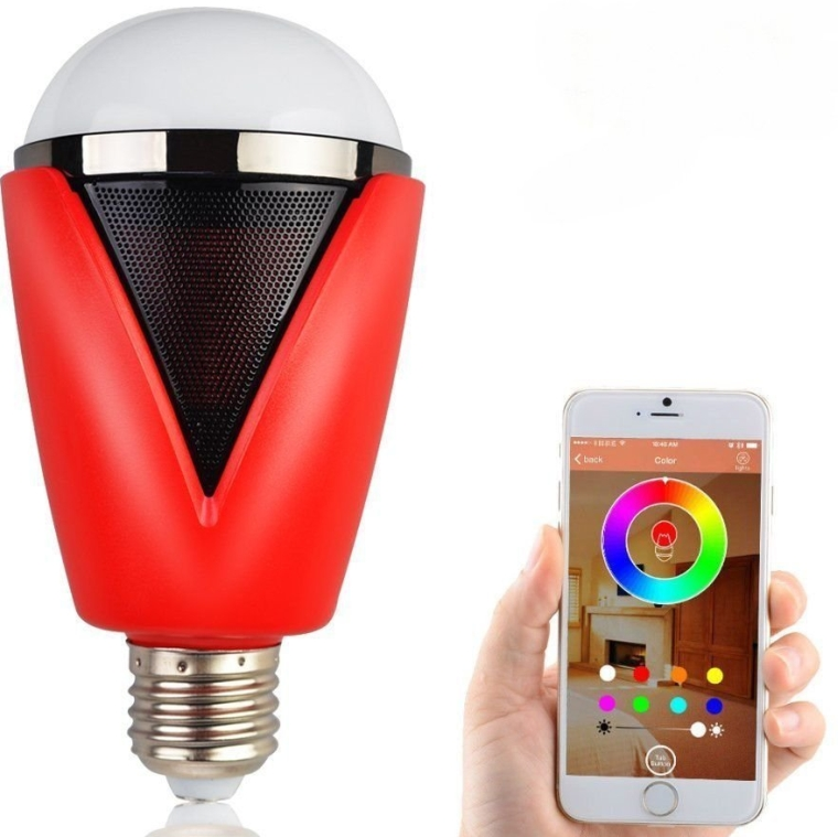 Imoch Bluetooth Smart bulbspeaker bulb