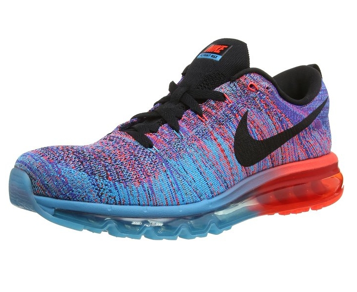 Nike Men's Flyknit Max Running Shoe