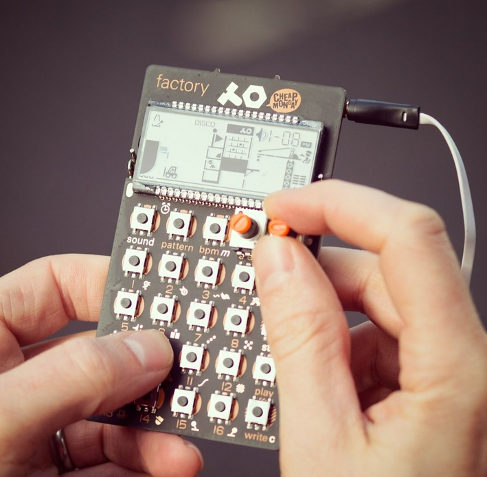 Pocket Operator Synths