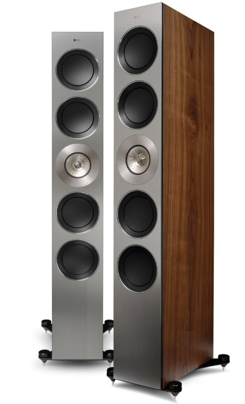 Reference 5 Floorstanding Loudspeaker – Satin Walnut