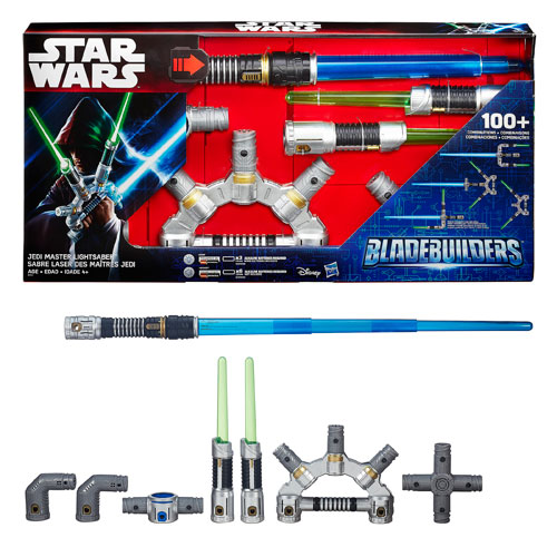 Star Wars Episode VII - The Force Awakens Bladebuilders Jedi Master Lightsaber