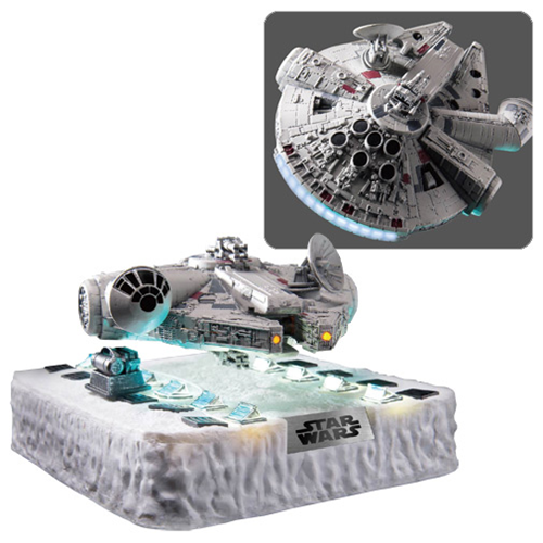 The Empire Strikes Back Millennium Falcon Floating Version Vehicle