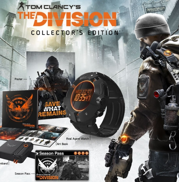 Tom Clancy's The Division Collector's Edition – Xbox One