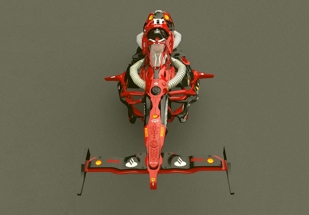 F1 Flash-forward!