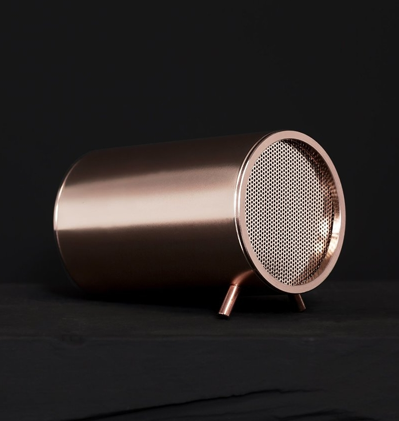 piet hein eek tube audio copper