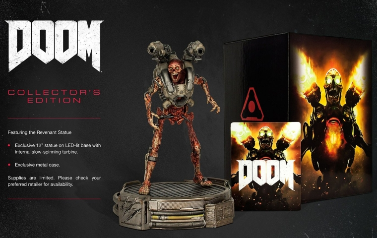 Doom Collector's Edition - Xbox One