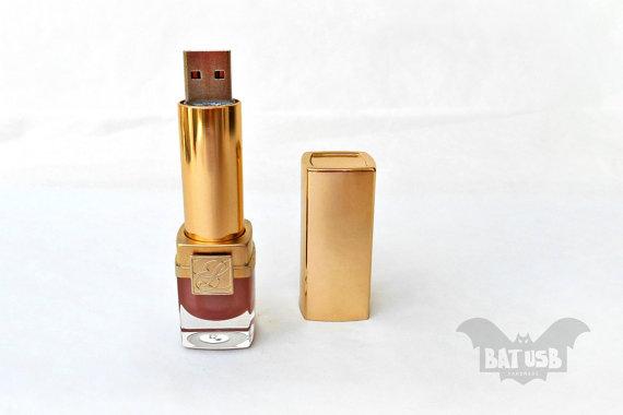 Lipstick lady usb