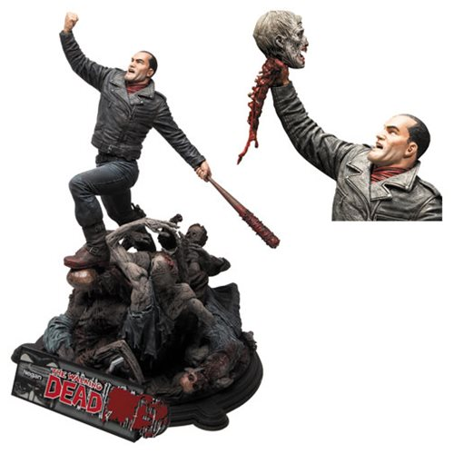 The Walking Dead Comic Negan 17-Inch Resin Statue