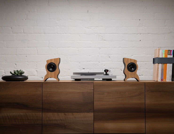 Talisman Desktop Speakers