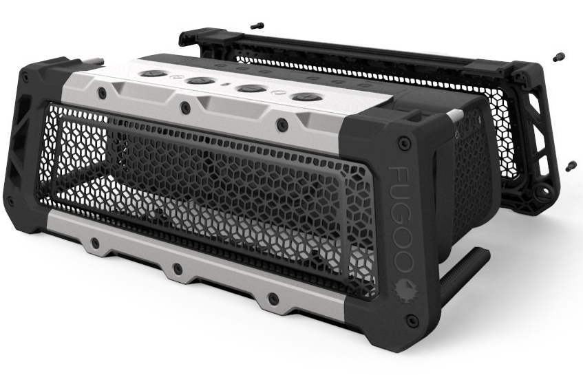 Ultimate Rugged Waterproof Wireless Bluetooth Speaker