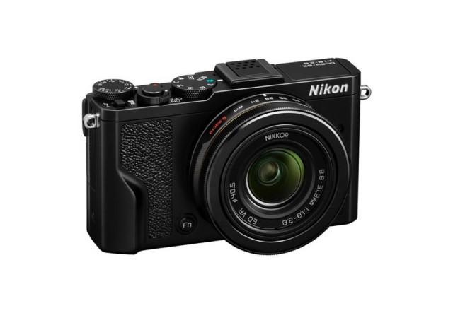 Nikon DL Series Of Compact Cameras