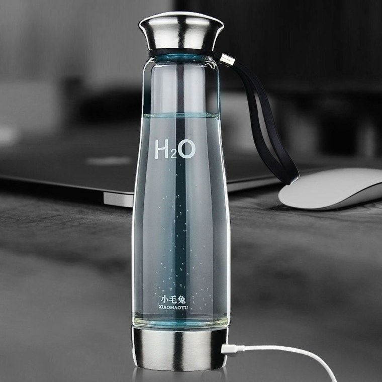 Intelligent Portable Hydrogen Rich Water Ionizer