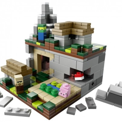 LEGO Minecraft The Village