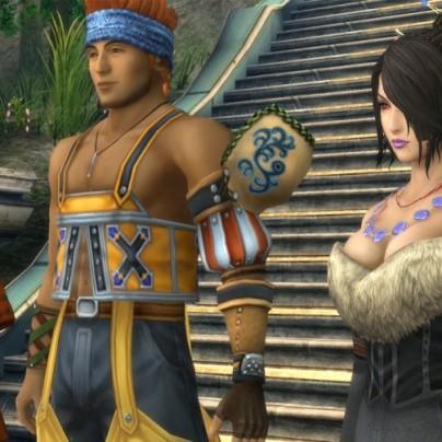 Final Fantasy X|X-2 HD Remaster Limited Edition – Playstation 3