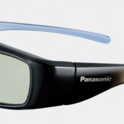 Panasonic – the world lightest 3D Glasses