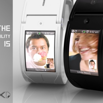 The Next-gen Android watch