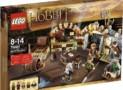 Lego Hobbit Barrel Escape