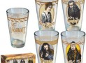 Hobbit Collector's Series Pint Glass 4-Pack