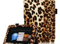 Leopard Case Cover for Kindle Fire HD 7