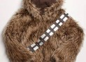Star Wars Furry Choco Covered Chewie Reversible Mens Jacket